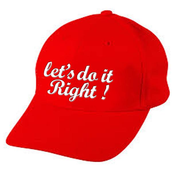 RFA-cap-lets-do-it